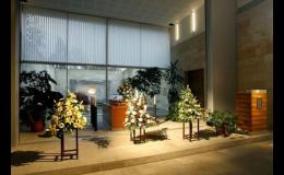 Pohřební síň, Pohřební služba Křelina, s.r.o.