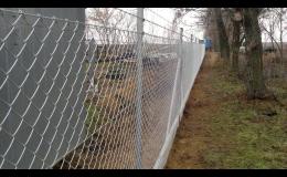 pozinkované pletivo, ploty, oplocení, Ploty Gaves
