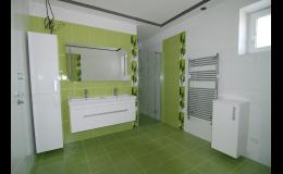 Koupelny, Voda-topení-plyn SIGETY & ŠÁRKA s.r.o.