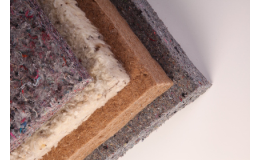 KOBE-cz s.r.o. manufactures insulation materials from natural fibres