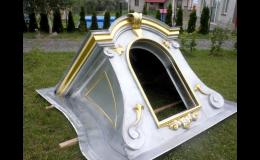 výroba střešních vikýřů, Galanterní klempířství Josef Kolínek