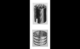 SIS Solid Insulation Systém a další komponenty