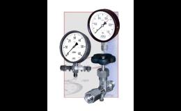 Uzavírací ventily a klapky, regulační ventily