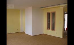 Úprava interiéru domů OKAL, RD KOMEX s.r.o.