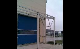 Stavba ocelových konstrukcí