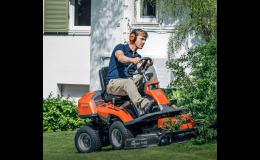 Zahradní a lesní technika značky Husqvarna, Agroservis Holý