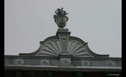 Klempířské a pokrývačské práce na historických budovách