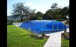Rekonstrukce celých bazénů, zazimování a odzimování