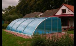 Čištění bazénů, výměny filtračního písku