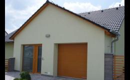 Garáž Lomax, Garážová vrata a žaluzie Martin Mareček