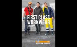 Oděvy, obuv a ochranné pomůcky od Industrial Starter Czech