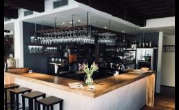 Výstavba náročných stavebních zakázek Terasy Café