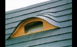 Dřevěné šindele, Okna Bastl