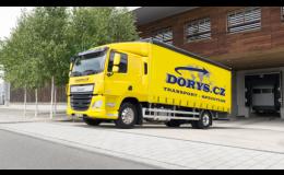 DORYS CZ  - přeprava zboží