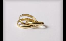 Výroba šperků ze zlata na zakázku