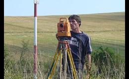 Zeměměřické práce a vytýčení pozemků Hodonín, jižní Morava