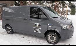 Pohřební služba POSPA - Převoz zesnulých