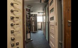 Interiérové a protipožární dveře