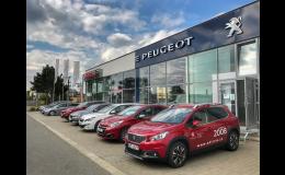 Peugeot prodej vozů Zlín