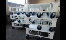 Ocelové rámové konstrukce větších rozměrů