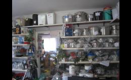 Půjčovna gastro vybavení – nádobí