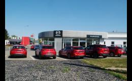 servis vozů Hyundai a Mazda