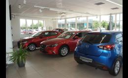 autosalon Mazda a Hyundai