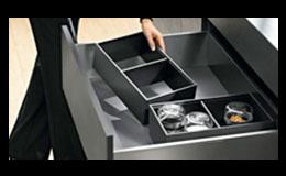 Kuchyně na míru - vnitřní vybavení