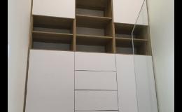 Výroba skříní na zakázku, Výroba nábytku