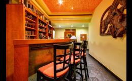 Organizování oslav Iberia restaurace