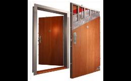 Bezpečnostní dveře - AD SECURITY