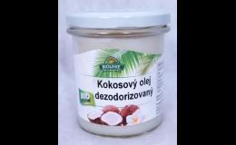 Zdraví potraviny od české firmy Top Vital