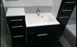 Koupelna na klíč Brno, Brno venkov
