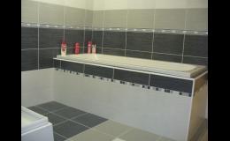 Rekonstrukce koupelen Fato Hlaváč