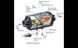 Servis nezávislého topení v autě - TOP Servis - Holan