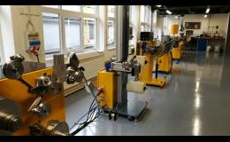 Testování komponentů do 3D tiskáren - Compuplast s.r.o.
