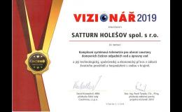 Satturn Holešov spol. s r.o. – vítěz celostátních soutěží