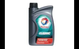 TOTAL Classic - olej pro vaše auto