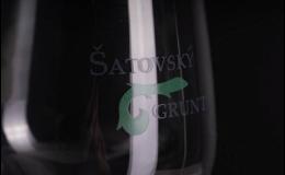 Potisk skleniček na víno - Stillus