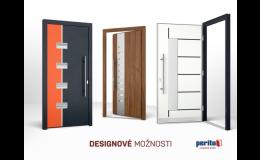 Vchodové dveře - modelová řada ENTRY - PERITO