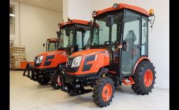 Traktor Kioti od firmy Agroservis Holý