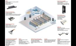 Sortiment k výstavbě telekomunikačních a datových sítí Praha