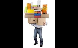 Krabice různých velikostí - MODEL PACK SHOP
