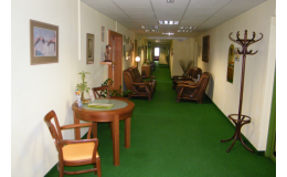MONADA spol. s r.o., Praha: Nadstandardní péče pro pacienty v rehabilitaci
