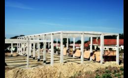 Železobetonové konstrukce Brno