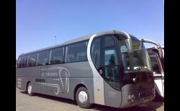 I autobusová doprava může být pohodlná, JC Trans, s.r.o.