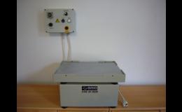 Vibrační vysokofrekvenční stolky VSB - Brio Hranice