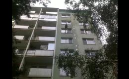 Čištění fasád Zlín - výškové práce