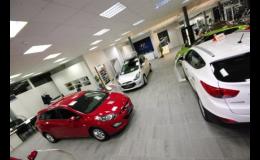 Autolaros Speed - největší prodejce Hyundai a Mazda vozů na Moravě