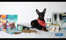 Kvalitní krmivo pro psy a kočky Dr.Clauder´s
